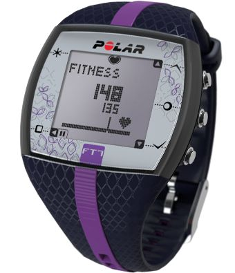 The Polar FT7 Fitness Watch with Heart Rate Monitor   Polar USA. It's what I use to monitor my fitness and weight goals.