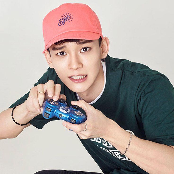 Hats On x EXO [EXO_CHEN]SUPER BOUND SNAPBACK 340 (PK) #HATSON