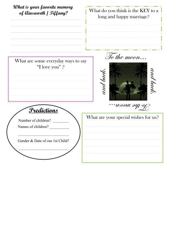 23 best Wedding Guest Book images on Pinterest Wedding guest - guest book template