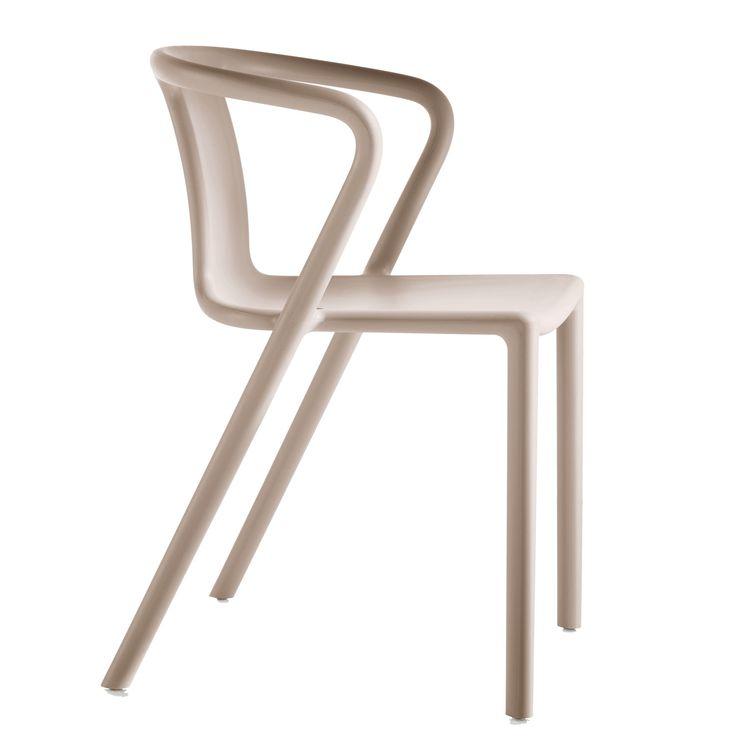 Air Armchair karmstol, beige i gruppen Hagemøbler / Hagemøbler / Hagestoler hos ROOM21.no (190750)