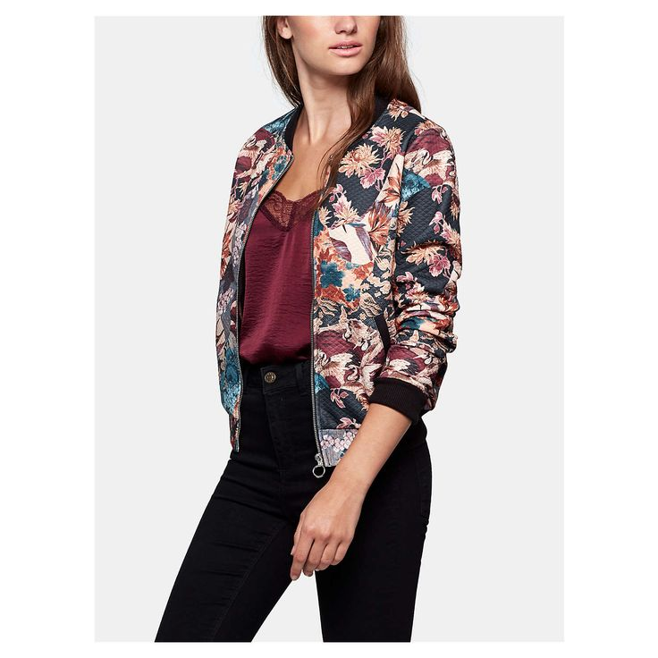Jasje, Printed bomber - The Sting