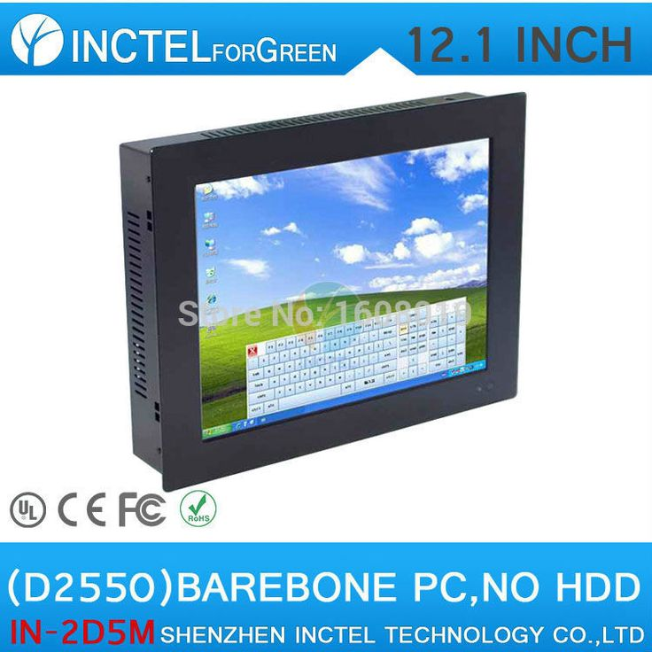 Lovely  inch PC All in one PC TouchScreen puter Five wire Gtouch using high temperature