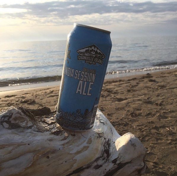 """You miss 100% of the beer you don't drink"". - Wayne Gretzky with some edits #QOTD ( @jillduggan) by granvillebeer"