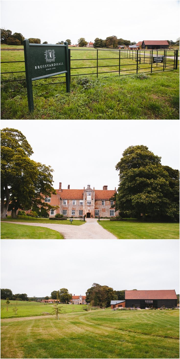 Karen & James #wedding | Bruisyard Hall