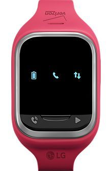 LG GizmoPal® 2 by in Pink