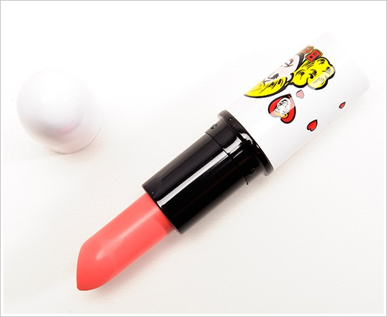MAC Betty Bright Lipstick! It's going to be my spring staple this year!