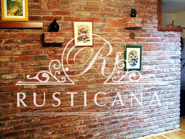bontott téglafal - brick wall loft