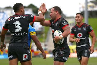 Brad's Ramblings: NZ Warriors Round 6 Review: Defense shines in Eels...