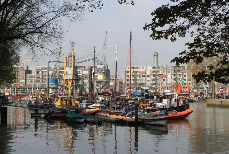 Rotterdam, Leuvehaven (2015)