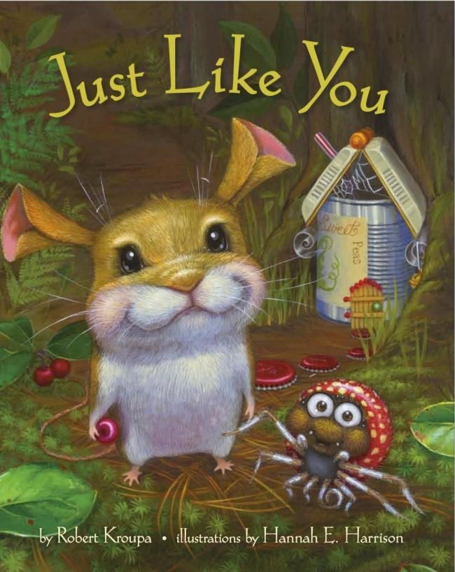 """Must-have book for kids!  """"Just Like You"""" is a children's book that teaches children about acceptance."""