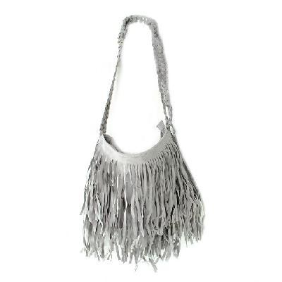 HOT Celebrity Fringe Tassel Shoulder Messenger Bag Hand    Price: $29.00