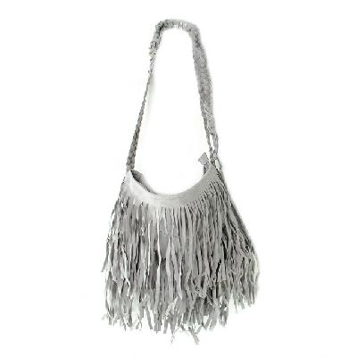 HOT Celebrity Fringe Tassel Shoulder Messenger Bag Hand    Price: $29.00