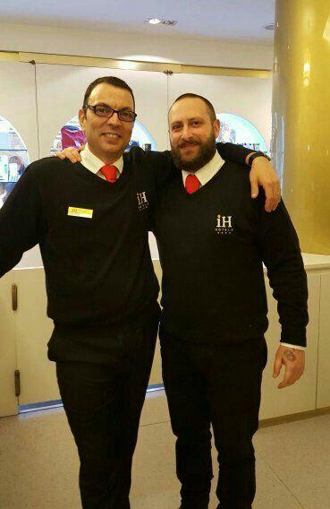 Staff IH Hotels Roma z3