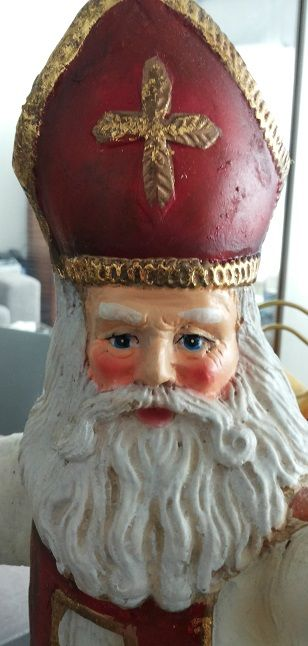 Sinterklaas 'beeld'