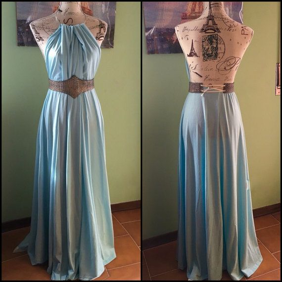 Daenerys Yunkai Missandei Slave Dress Game of by ViolaVictoria