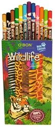 O'Bon Set of 12 Coloured Pencils ~ made from recycled newspapers, $7.95