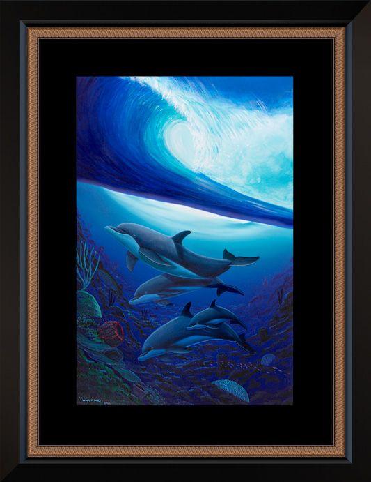 BELOW THE SURF: Wyland Galleries