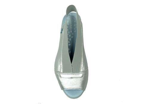 Cloud Caliber Silver | Hanigs Footwear - Hanig's Footwear