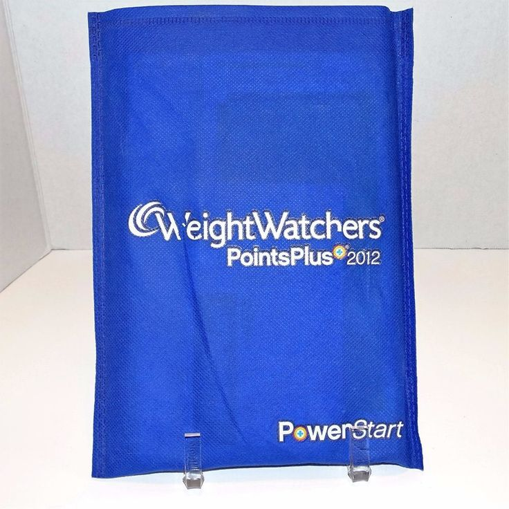 Weight Watchers Points Plus 2012 Power Start Pocket Guide Tracker Book…