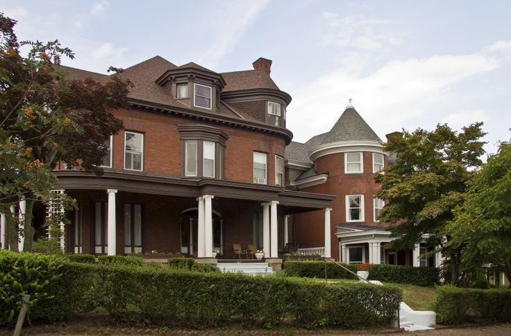 Washington Street Historic District (Cumberland, Maryland ...