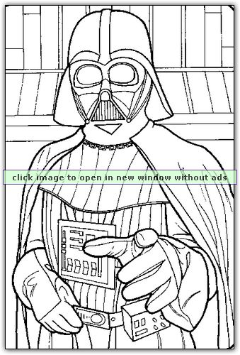 16 best Star Wars Coloring Pages