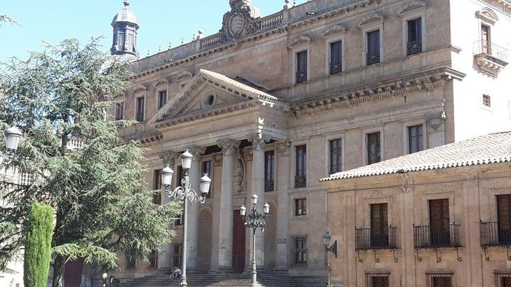 Salamanca Palacio de Anaya