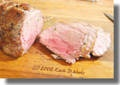 Pork loin roast recipe with a weeks worth of leftover recipes to help use it up