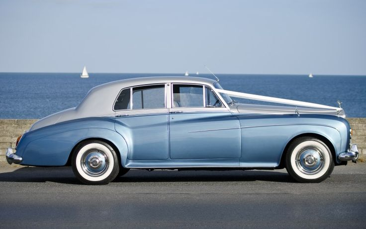 Beautiful Rolls Royce Silver Cloud III