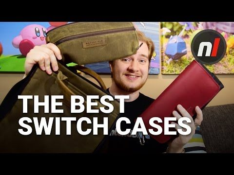 """Accessory Review: Waterfield Design Cases for Nintendo Switch - Nintendo Life: """"""""When it comes to premium cases for things, WaterField Design have got the market cornered as far as portable Nintendo consoles go."""" 
