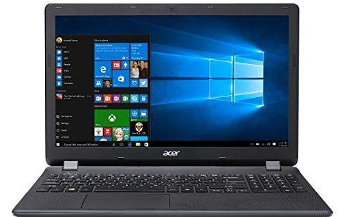 Acer Aspire ES1-531-C6PR PC Portable 15″ Noir (Intel Celeron, 4 Go de RAM, Disque Dur 500 Go, Windows 10): Ecran 15.6 pouces - 1366 x 768…