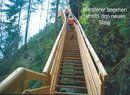 Neuer Wasserfallsteig zum Gainfeldwasserfall - Bischofshofen | Sehenswürdigkeit - Ausflugsziel - Sightseeing מסלול למפל בישופסהופן - זלצבורגרלנד