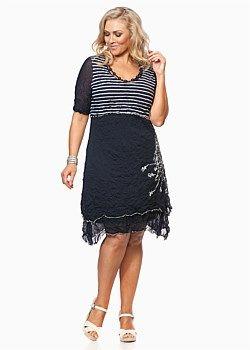 #TS On the Ball Dress #plussize #curvy #takingshape