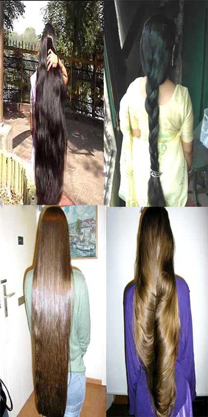 شعر طويل | شعر جميل | Pinterest