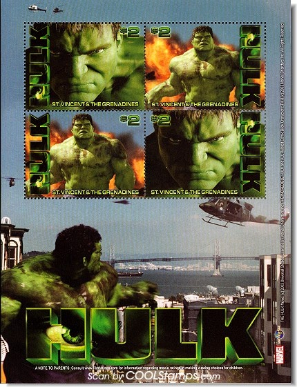Eric Bana - Hulk