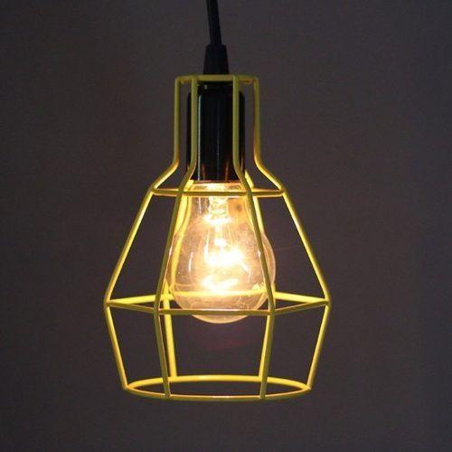 lâmpada filamento de carbono, lâmpada antiga retro vintage