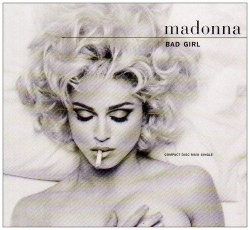 Madonna Bad Girl / Fever Album Cover