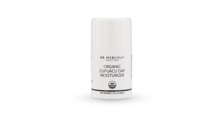 Organic Cupuacu Day Moisturizer is an organic facial moisturizer that contains nine deeply nourishing botanical ingredients.