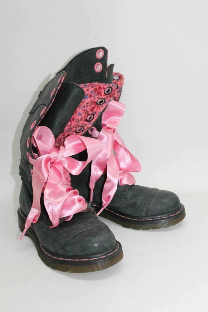 eBay #Sponsored DR MARTENS Ladies Black leather 1914 Triumph