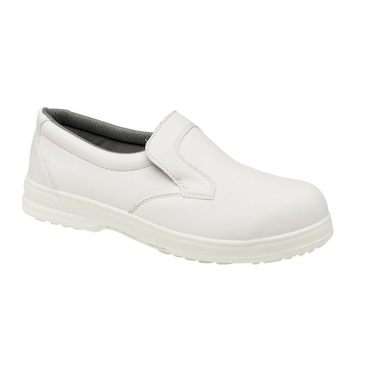 Slip Resistant and Machine Washable Slip on Catering Shoes.