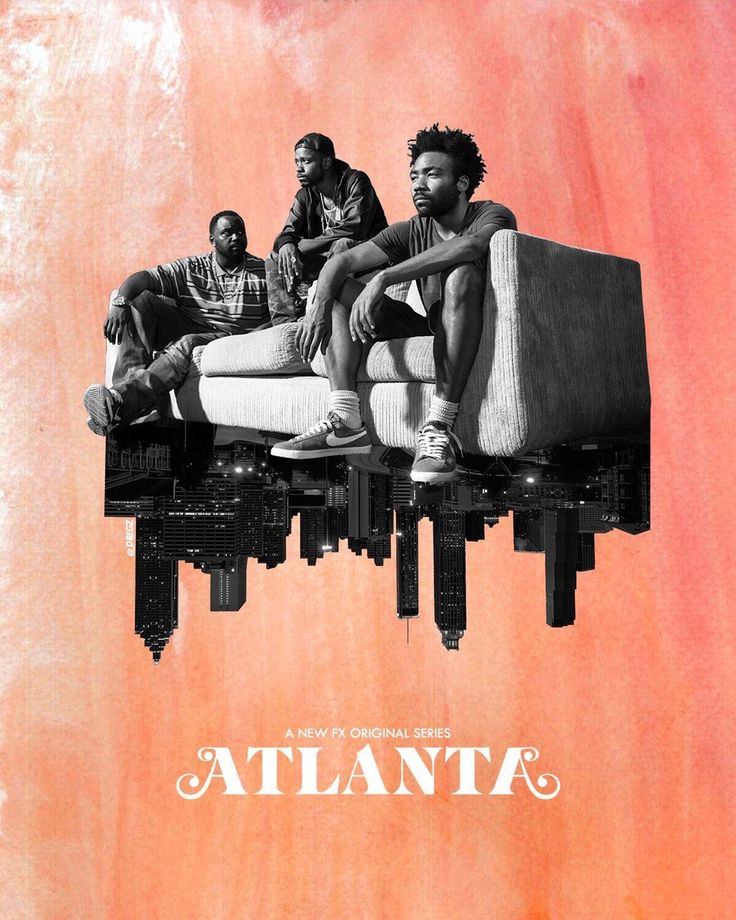 "dshandii: ""New Fav. Show! ATLANTA, Tuesday nights at 10PM EST on FX """