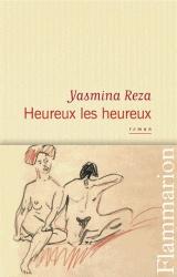 Yasmina Reza et Kevin Powers, prix littéraires du Monde : C'est une première et, malheureusement, je n'ai pas lu Yellow Birds, de Kevin Powers, lauréat du prix littéraire du Monde pour le roman étranger. J'en resterai donc aujourd'hui au prix du roman français, qui va à Yasmina Reza pour Heureux les heureux.