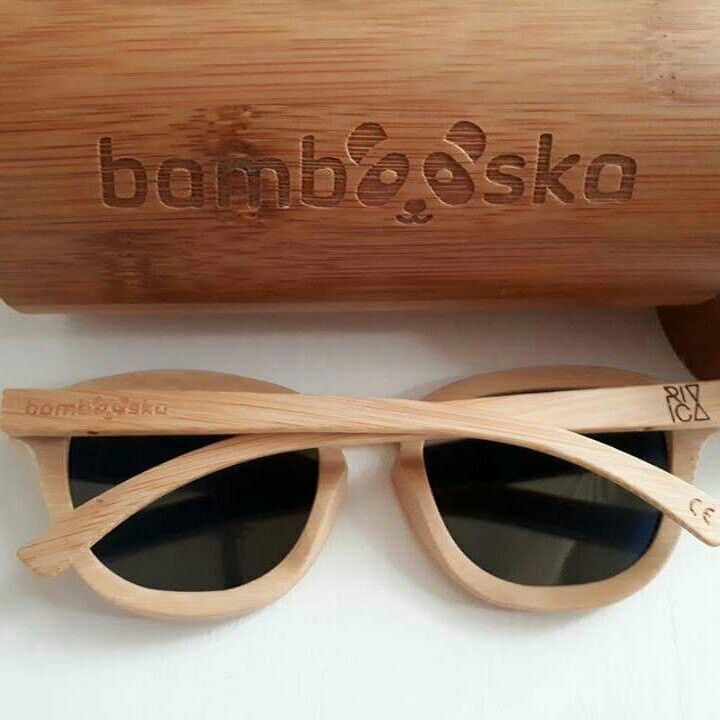 Custom edition of sunglasses for our beloved RIVICA, clothing brand cooperation. 😎💚🌱