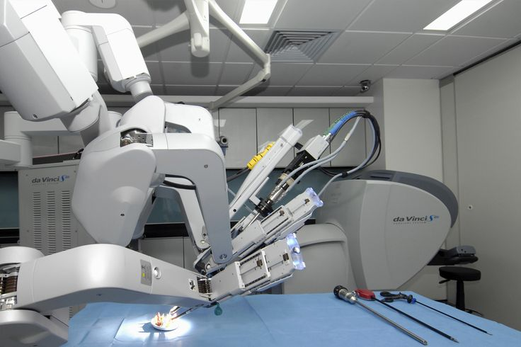 Find out what's a Da Vinci Surgical System and how it can benefit surgeons and patients #RoboticSurgery  http://advancedurologists.com/what-is-the-da-vinci-surgical-system