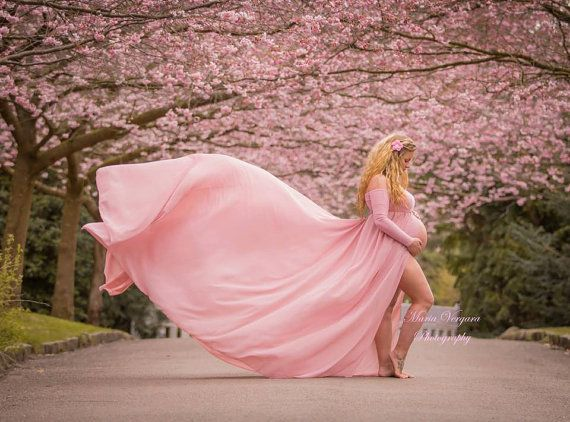 Tansy Dress / Maternity Gown / Maternity Gown Photography