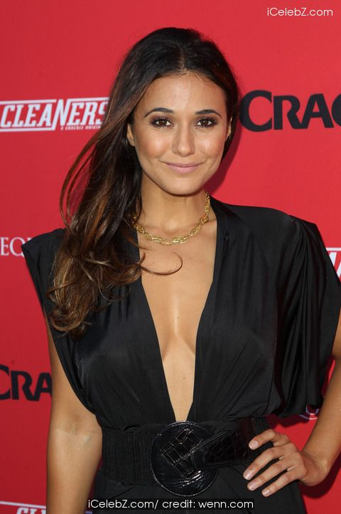 "Emmanuelle Chriqui Crackle Presents: Summer Premieres Event For Originals, ""Sequestered"" And ""Cleaners"" http://icelebz.com/events/crackle_presents_summer_premieres_event_for_originals_sequestered_and_cleaners_/photo7.html"