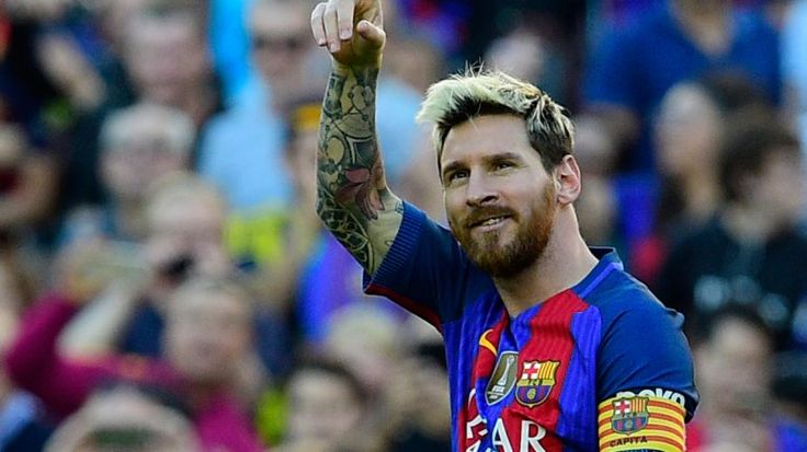 La Millonaria Oferta del Manchester City por Messi!!