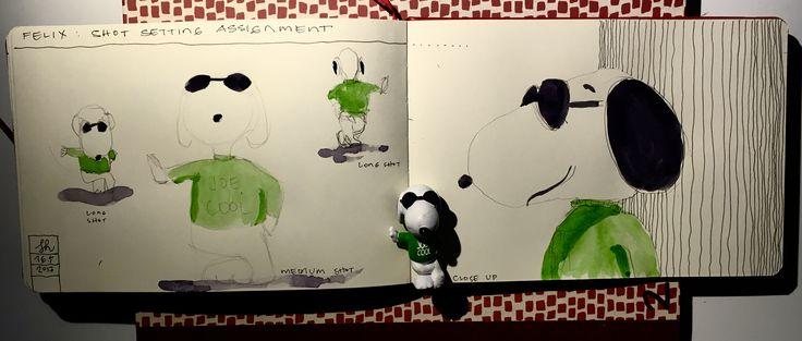 Felix: Shot Settings Assignment Gallery | Sketchbook Skool