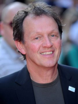Inspector Lewis!  Kevin Whately .. Love him!
