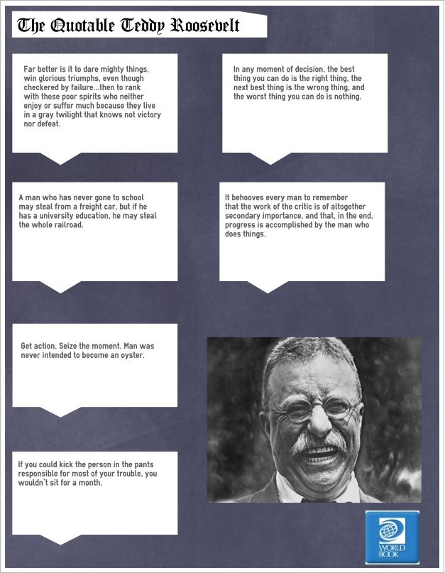 a biography of teddy roosevelt one of the most colorful presidents of the united states One of the most colorful presidents of the united states was teddy roosevelt  theodore teddy roosevelt was born on october 27, 1858, in new york city.
