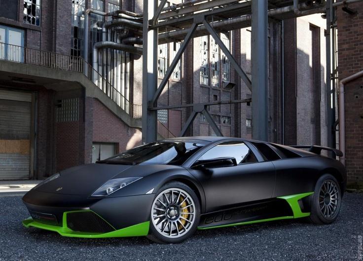 High Quality 2011 Edo Lamborghini Murcielago LP750 · LpsFast CarsSuper ...